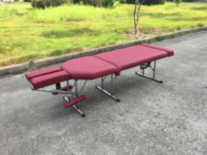 Stainless Steel Portable Chiropractic Table Special for Chiropractic pictures & photos