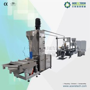 Special Designed Under-Water Pelletizer for Plastic Recycling pictures & photos