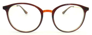 Ot17442 New Design Fashion Cheap Optical Glasses Plastic Material Optics Spectacles pictures & photos