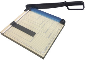 Steel Paper Cutter (YG-GLD) pictures & photos
