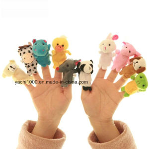 Super Cute Kids Mini Toy Finger Stuffed Puppets Plush pictures & photos
