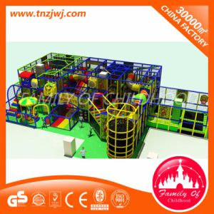 Deluxe Indoor Soft Play Children Playground Equipment for Sale pictures & photos