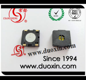 8ohm 0.5W 15mm*15mm*4.0mm SMD Square Speaker for Doorbell GPS Intercom pictures & photos