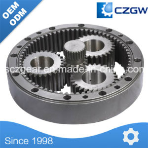 Gear Shaft/Bevel Gear Sets/Spiral Bevel Gear/Worm Gear/Helical Gears/Spur Gear pictures & photos