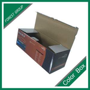 Online Store White Color Paper Packing Bulb Box pictures & photos