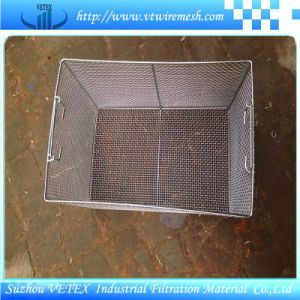 Mesh Basket Used for Storage pictures & photos
