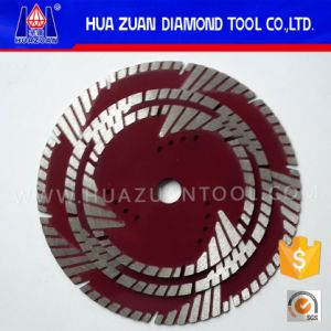 Sinter Diamond Saw Blade with Protected Segment pictures & photos