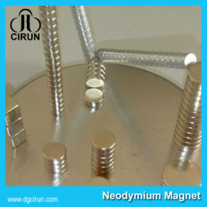 Custom Rare Earth Sintered NdFeB Permanent Magnets pictures & photos