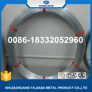 Low Factory Price Galvanized Iron Wire for Construction pictures & photos