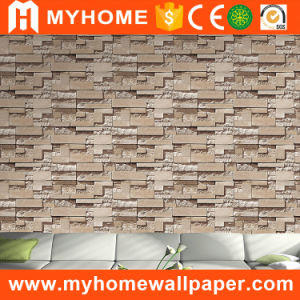PVC Waterproof Home Living Room Bedroom 3D Wall Paper pictures & photos