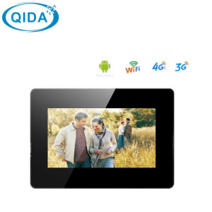10′′ Digital Photo Frame with Touch Screen Video Playback