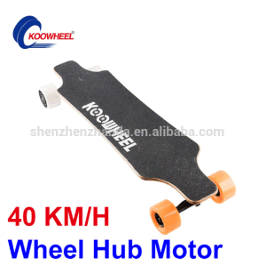 China Cheap Boosted Hoverboard E-Scooter Electric Skateboard Hub Motor 250W*2 pictures & photos