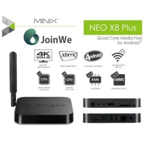 Minix Neo X8-H 4k Smart Android4.4 Ott TV Box pictures & photos