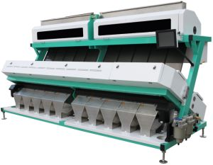 640 Channels CCD Rice Color Sorter Machine pictures & photos