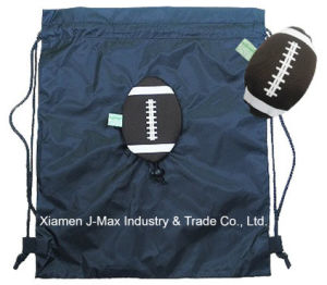 Foldable Draw String Bag, Rugby, Convenient and Handy, Leisure, Sports, Promotion, Accessories & Decoration, Lightweight pictures & photos