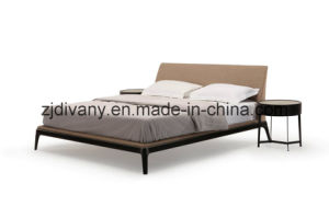Tika Furniture Modern Style Bedroom King Bed (A-B44) pictures & photos