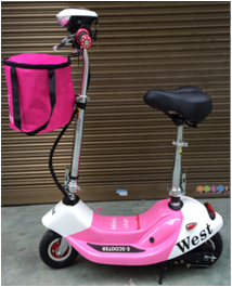 Electric Scooter 2015 Latest Type Es-07-1