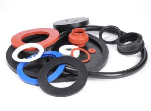 Flat Washer, NBR Rubber Flat Washer, Rubber Washer pictures & photos