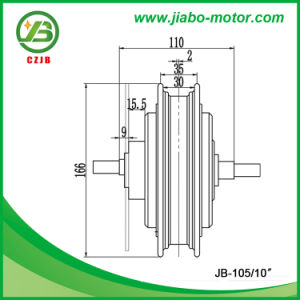 Jb-105-10′′ 36V 250W 10 Inch E Bicycle Scooter Motor pictures & photos