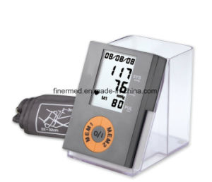 Automatic Digital Upper Arm Blood Pressure Meter pictures & photos