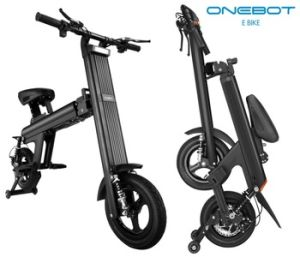 New Model Folding Electric Scooter with LED Display, Panasonic Lithium Battery, Dual Rear Disc Brake pictures & photos