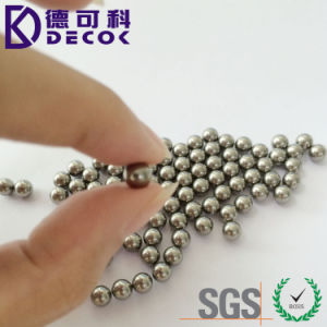 High Quality AISI 1010 1.5mm 2mm Solid Iron Sphere Carbon Steel Ball pictures & photos