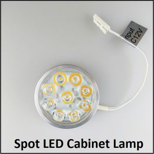 Mini Spotlight LED Cabinet Light pictures & photos