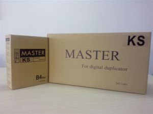 New Compatible Riso Ks B4 Master Roll for Duplicator Ks500/600/800 pictures & photos