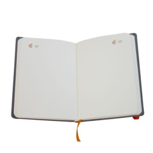 Commercial Delicate Leather Notebook Journal with Reasonable Price pictures & photos