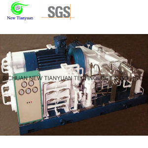 Gas Booster Compressed Natural Gas Compressor for CNG Mother Station