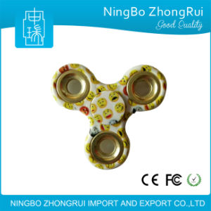 High Speed Rotate Electron Fidget Spinner pictures & photos