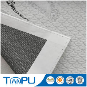 OEM High Quality Knitted Jacquard Mattress Ticking with Cool Max Treatment pictures & photos
