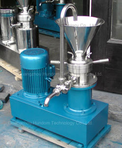 Sanitary Stainless Steel Sesame Colloid Mill (JMF/L) pictures & photos