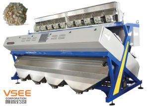 New Model Large Capacity Garlic Slice Optical Color Sorter pictures & photos