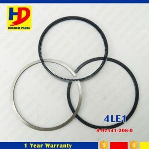4le1 Engine Piston Ring for Isuzu Parts (8-97141208-0 8-97141-208-0) pictures & photos