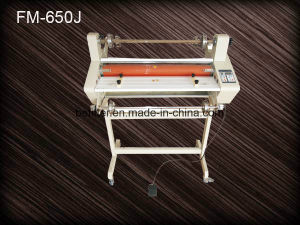 FM-650J 635mm hot and cold roll laminator pictures & photos