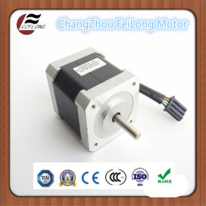 NEMA17 1.8 Deg 2 Phase Stepping Motor with Ce pictures & photos