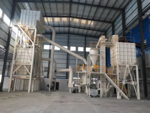 Ultrafine Powder Milling Machine with ISO Approved