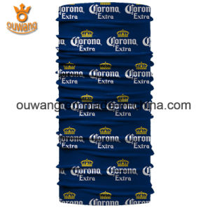 Made in China 100% Polyester Seamless Tubular Headwear Bandana pictures & photos