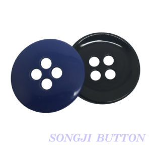 Garment Accessories 4 Hole Alloy Button Metal Button pictures & photos