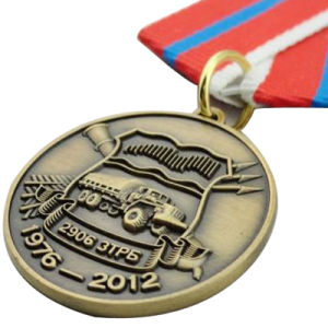 Customized Pinstar Fancy Metal Crafts Handmade Metal Medal Sports Medallions pictures & photos