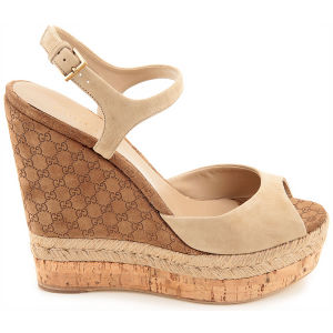 Women Sandals with Buckle Women Wedegs with High Platform pictures & photos