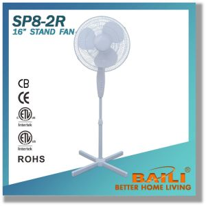 16 Inch Electric Fan with Steady Round Base pictures & photos