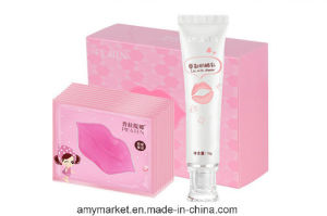 Pilaten Lip Mask Plus Milk Cheese Lip Essence Newest Good Quality Lip Care Kit pictures & photos