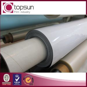 Self-Adhesive PVC Film with Aluminium Strip for Aluminium Frame pictures & photos