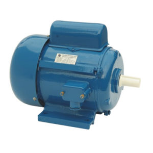 0.25kw, 0.33HP Jy Series Single Phase Electric Motor pictures & photos
