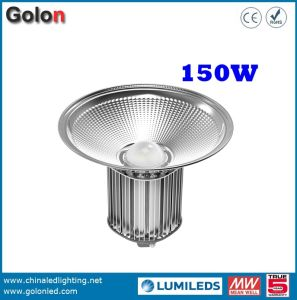 Factory Price Ce RoHS 110lm/W 150 Watts Industrial High Bay Luminaria LED 150W pictures & photos