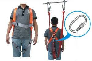 Polyester Webbing Safety Belt Harness for Industrial Rescue pictures & photos