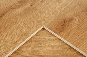 12mm Yellow Parquet Compact Laminate Flooring pictures & photos