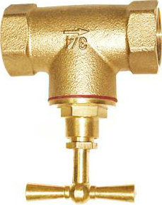 Sales Female Thread Lead Brass Ball Valve pictures & photos